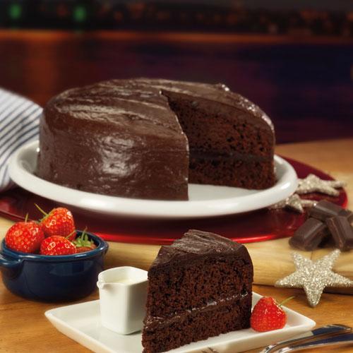 Alabama Fudge Cake – Dairy Free